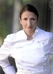 Chef Anne Sophie